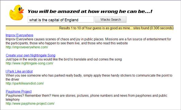 """8 dịch vụ chuyên tìm kiếm những thứ Google … """"bó tay"""" 8"""