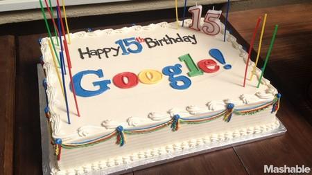 Sau 15 năm, Google đã có những sự thay đổi hết sức ấn tượng
