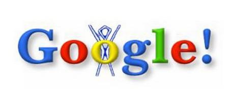 Logo đặc biệt đầu tiên của Google