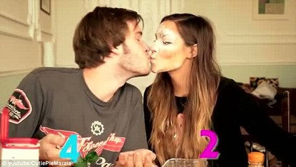 Video nổi nhất của Marzia có sự góp vai của cô và Felix
